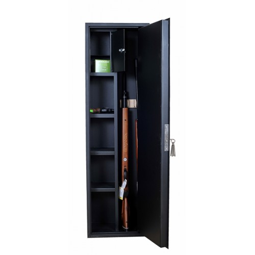 Оружейный сейф с фальшпанелью ШОЛ-1370